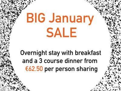 Big January Sale