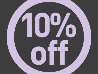 Durley Dean Save 10%