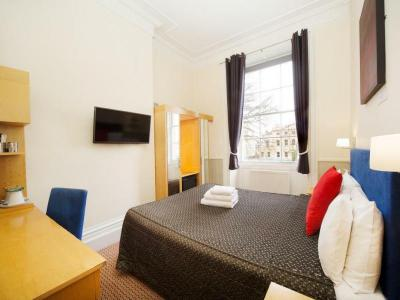 Smaller Executive Double Room