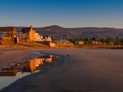 Ballygally Castle Ian McIlroy
