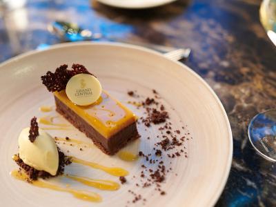 Seahorse Restaurant Dessert