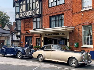 Maids Head Hotel - Classic Bentleys