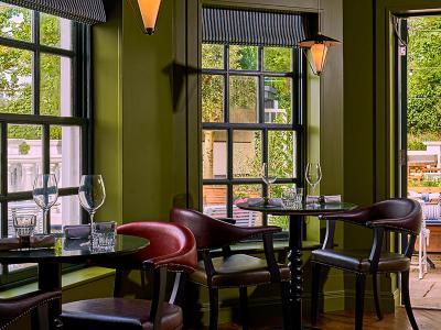 The Mitre Hotel - Restaurant