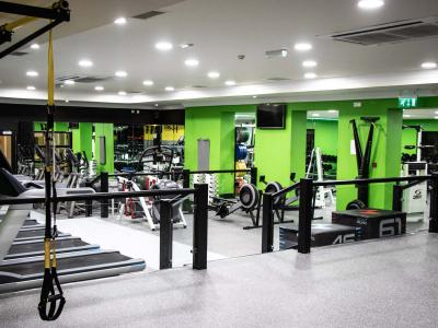 Woodlands Gym 1