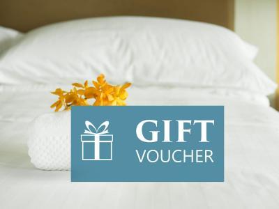Gift Voucher Hotel Bed 1