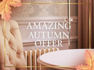 Autumn Offer 2018