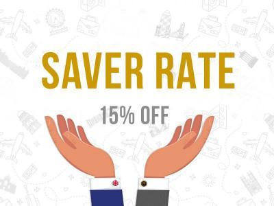 Saver Rate