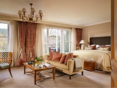 Presidential Bedroom Fl 450mm