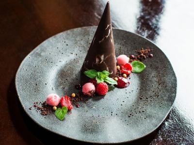 Chocolate Cone