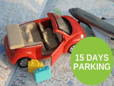 Parking icon 15 day