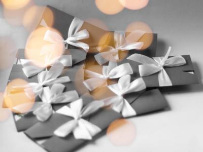 Grey Gift Cards - Vouchers