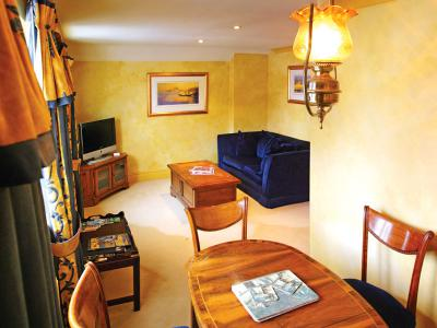 Nailcote Hall Hotel - Feature Double Room