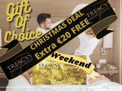 xmas voucher weekend