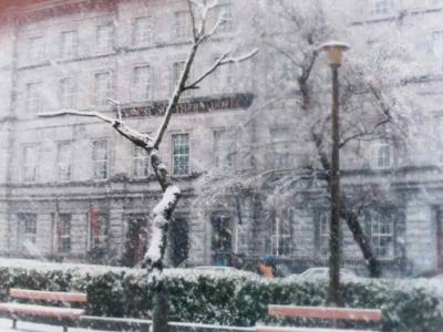 Hotel Meyrick in Snow - Dec 2011