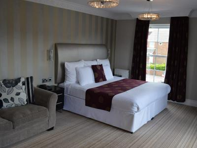 Rooms at the cliff hotel