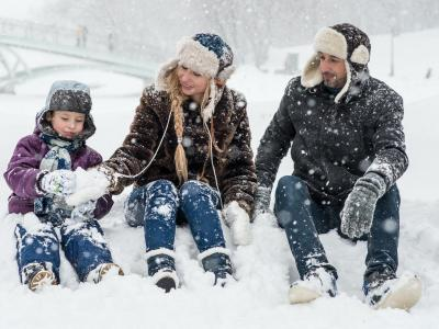 Winter Family Package