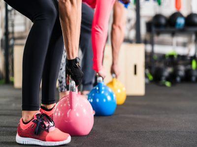 Gym Membership 1 Month