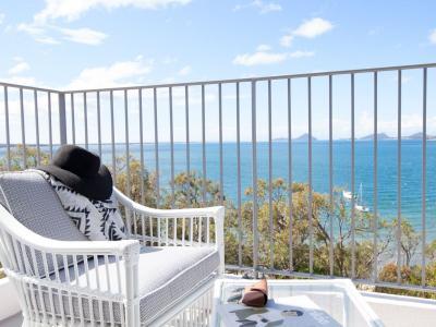 Ocean Deck Upper - Balcony