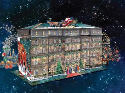 Hotel Meyrick Christmas