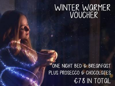 Winter Warmer Voucher