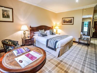 Hardwick Hall Hotel - Deluxe Room