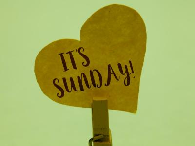 Its Sunday