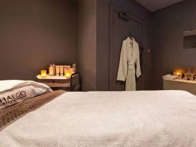 Spa Treatment Room Scotlands Spa