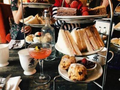Falstaff Standard Afternoon Tea