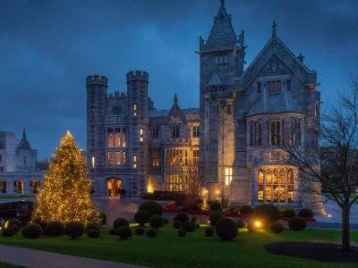 Christmas at Adare Manor
