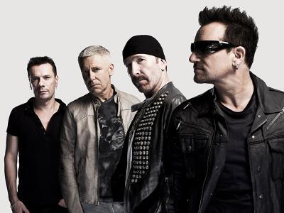 U2 live at Croke Park
