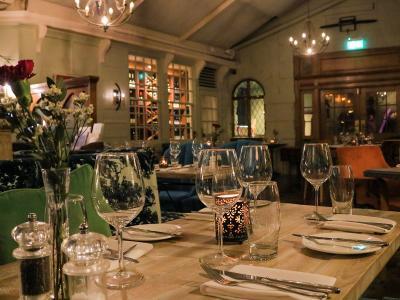 AA 2 Rosettes WinePress Restaurant