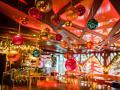 Christmas Ceiling Balls