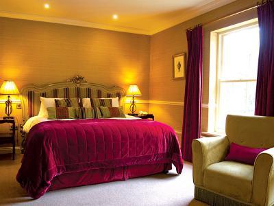 Whitley Hall Hotel - Luxury Double Room