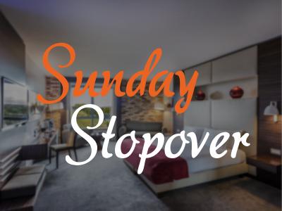 Sunday Stopover