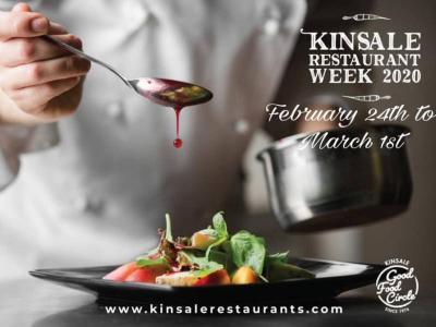 Kinsale Rest Week