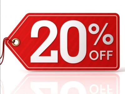 20%Sale