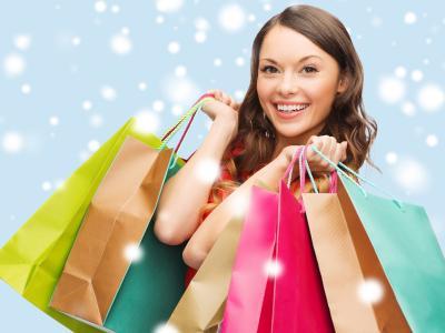 Christmas Shop - Save
