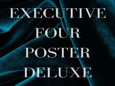 Executive Four Poster Deluxe
