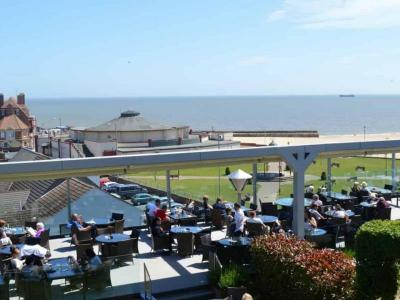 The Cliff Hotel Terrace
