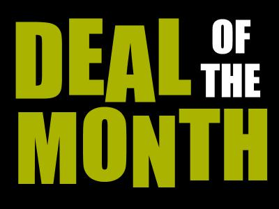 deal of the month GNH