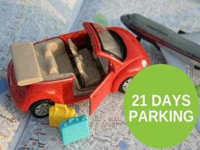 21 day parking