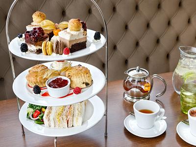 afternoon tea gift voucher