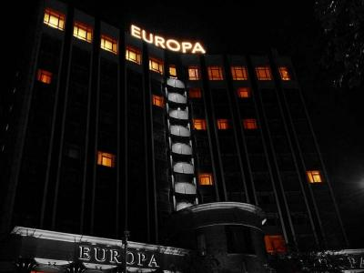 Europa Exterior Halloween