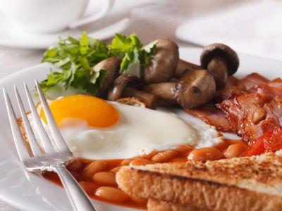 Hot Cooked Breakfast