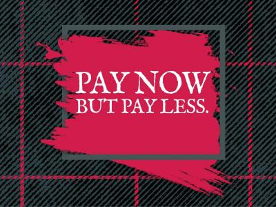 Park - Pay Now, Pay Less