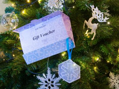 Ice House Gift Voucher