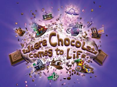 Cadbury World Break