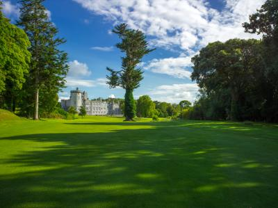 Golf at Dromoland