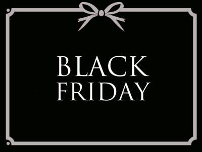 Black Friday Vouchers