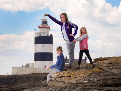 Spring Lighthouse Family